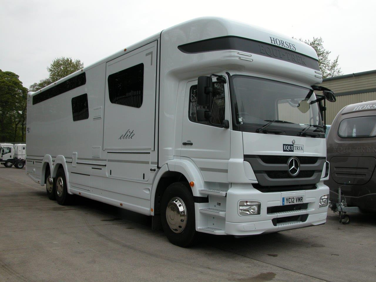 Pre-Owned Equi-Trek Enterprise Elite 26000kg