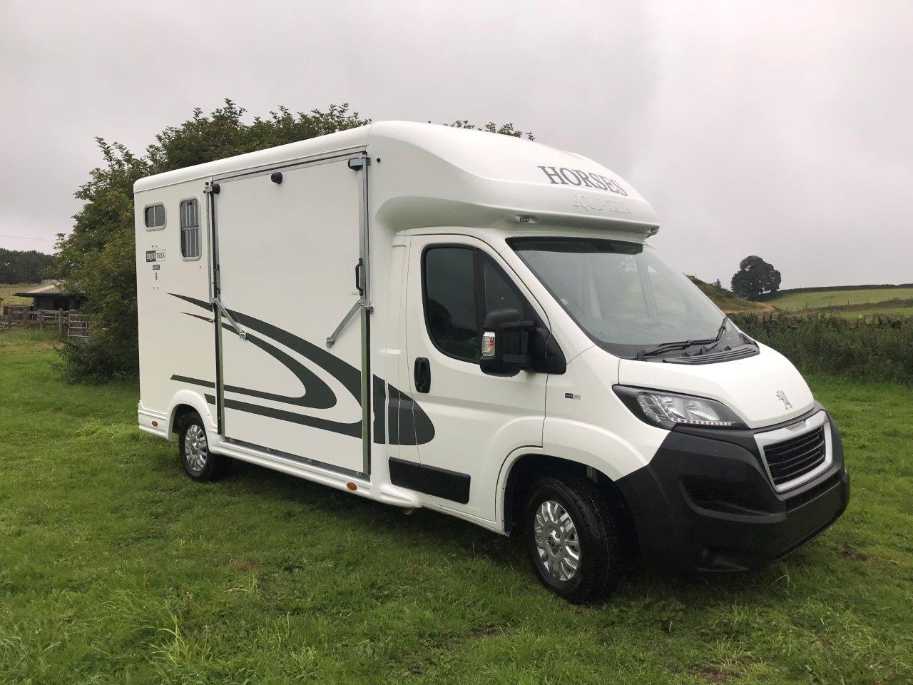 Brand New and Unregistered Equi-Trek Sonic